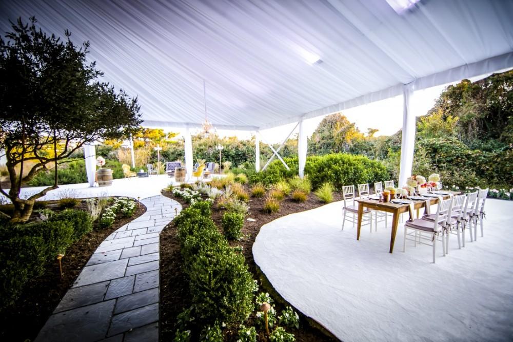 events amp weddingsliving oaks landscaping